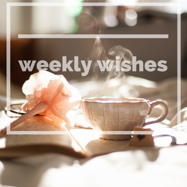 weekly wishes header