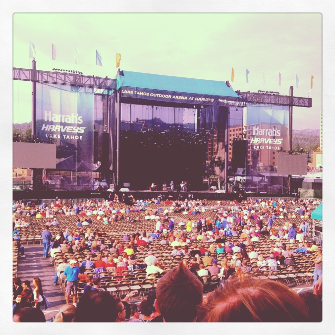 Steve Miller Band and Journey Concert in Lake Tahoe