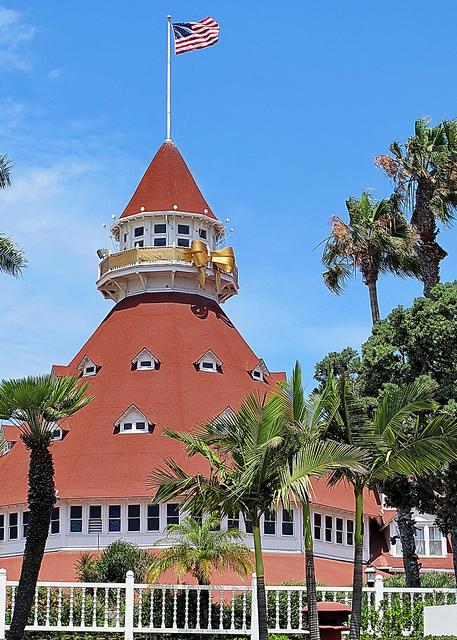 Coronado Hotel Del - San Diego Running