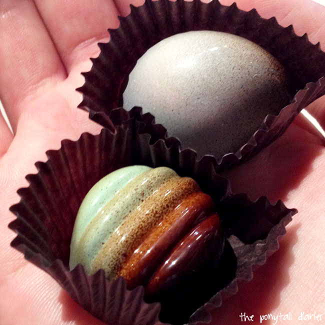 Fannie Mae chocolates, Chicago {the ponytail diaries}