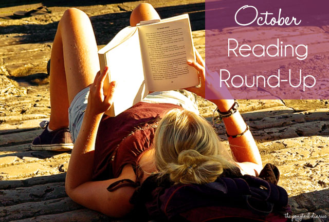 October Reading Round-Up