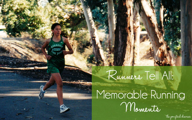 Runners Tell All: Memorable Running Moments