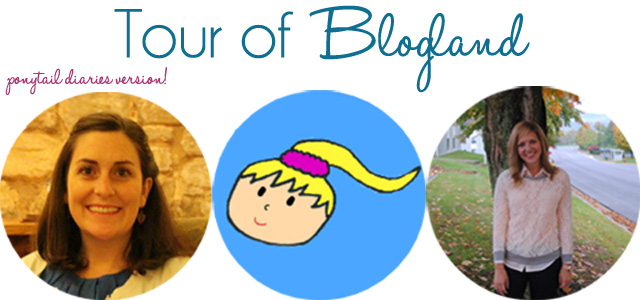 Tour of Blogland: Ponytail Diaries Version