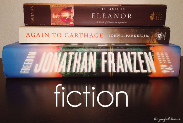 TBR Books: Fiction {the ponytail diaries}